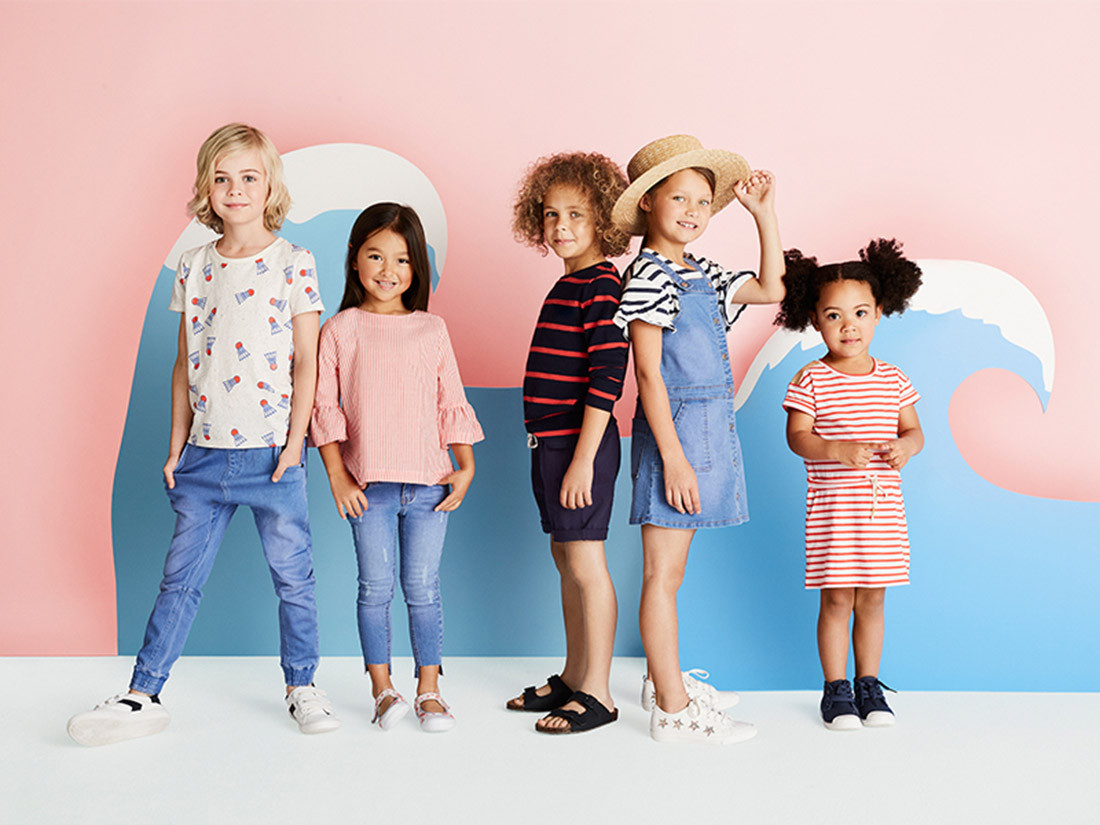 What's Hot in the World of Kids Fashion?