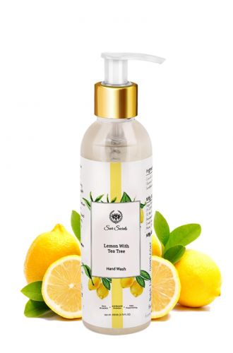 Seer Secrets Lemon Hand Wash