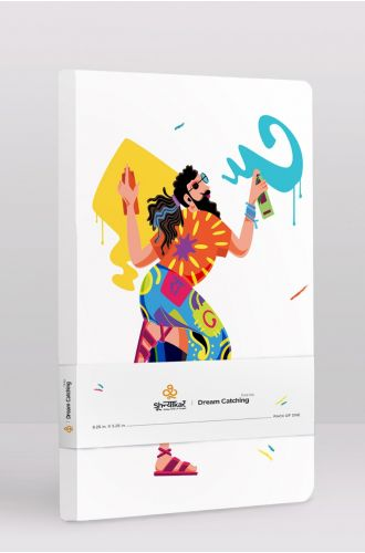 Shoonyaakar Dream Catching Notebook