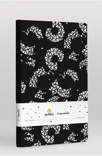 Shoonyaakar Fragmented Notebook