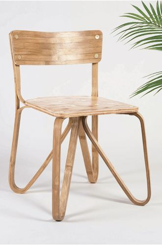 Bamboo Butterfly Chair