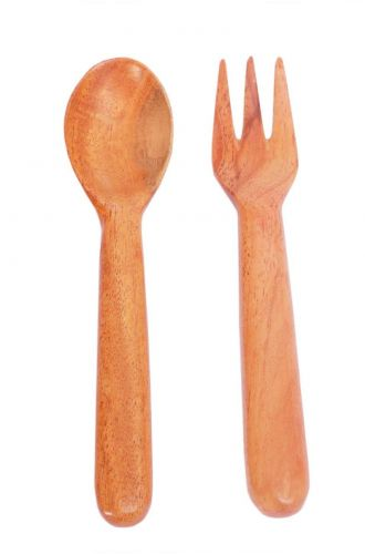 Baby Spoon & Fork Set of 2