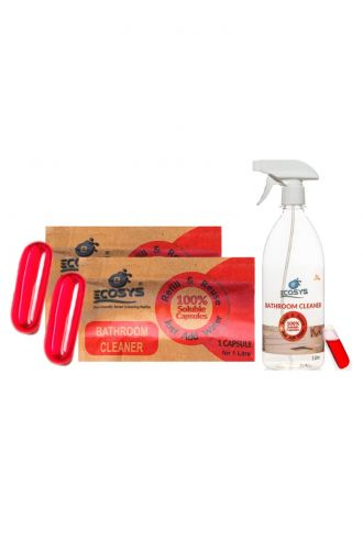 Disinfectant Toilet & Bathroom Cleaner 3 litres Red