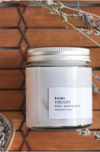 Dreamy Body Lotion: Oats and Lavender Infusion
