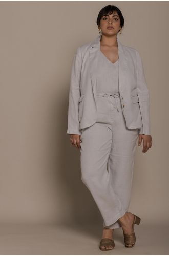 The She�S Everything Blazer In Cloud Grey