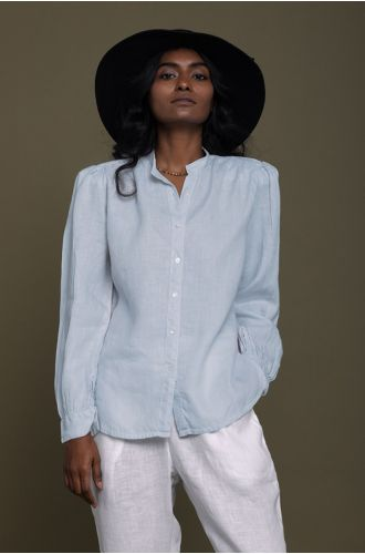 The Wild River Shirt In Summer Blue