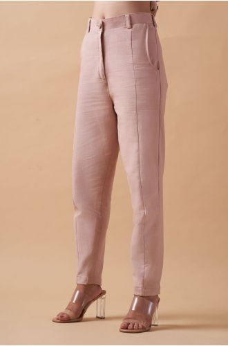 Elements Of Earth Pants - Rose