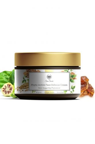 Seer Secrets Phyto - Active Face Defense Cream Treatment For Anti-Ageing