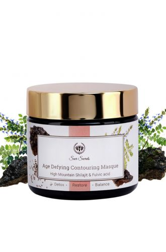 Seer Secrets Age Defying Contouring Masque - Treatment For Blemish Skin