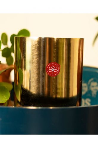 The Brass Jar Candle