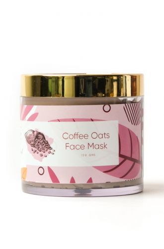 Coffee Oats Face Mask