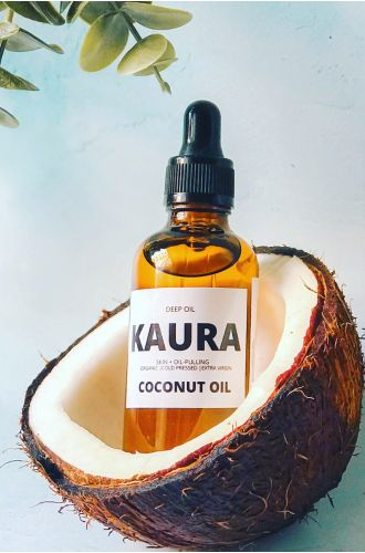 Extra Virgin Coconut Oil for Hair and  Oil-Pulling , Deep Oil