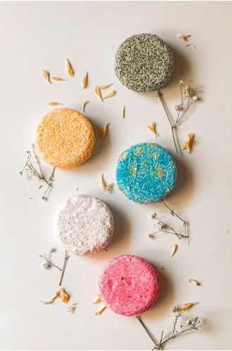Therapy Solid Shampoo Bar  ( control hairfall and promotes growth )