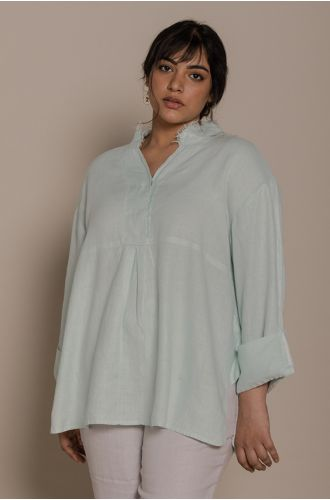 Women Are From Venus Shirt In Sage Mint