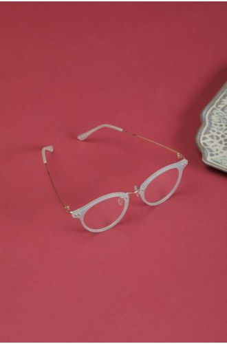 Blue Frame Spectacles