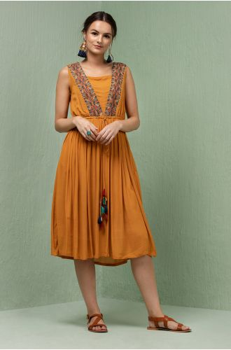 Bohemian Breeze Dress