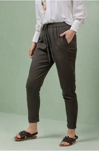 Olive Oreintation Pants