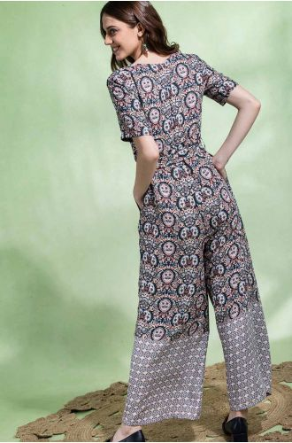 Bellowing Beauty Jumpsuit