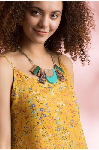 Afro Queen Necklace