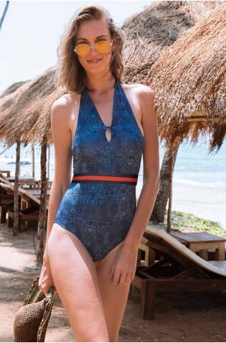 Beachy Tribe Swimsuit