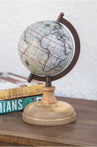 Barbarian Table Globe