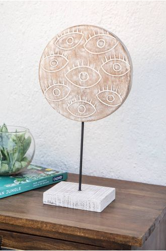 Eye Amulet Table Decor