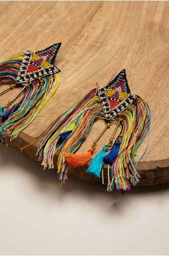 Brazilian Carnival Earrings