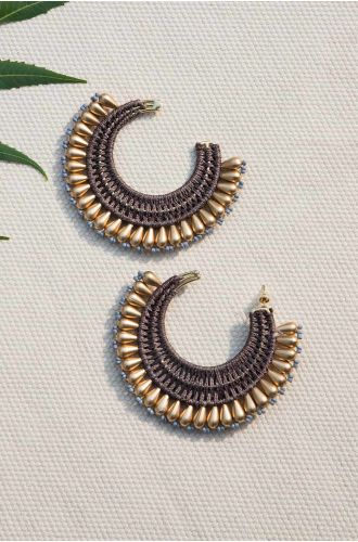 Marici Hoop Earrings