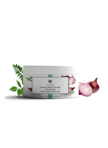 Seer Secrets Probiotic Hair Mask- For Rough & Dull Hairs