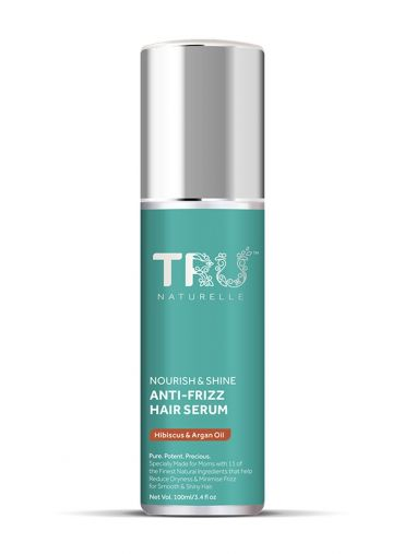Tru Naturelle Nourish & Shine Anti Frizz Hair Serum