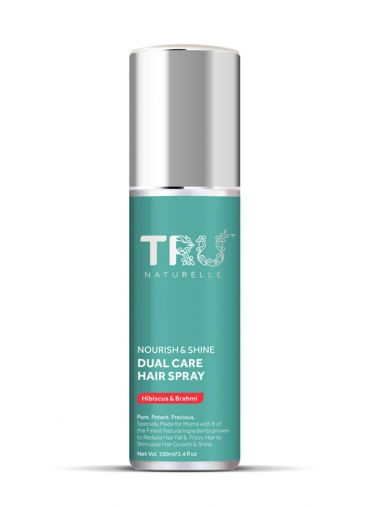 Tru Naturelle Nourish & Shine Dual Care Hair Spray