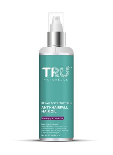 Tru Naturelle Repair & Strengthen Anti Hairfall Hair Oil