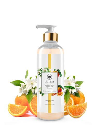 Seer Secrets Sedative Jasmine & Orange Soothing Body Cleanser