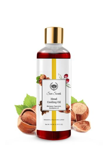 Seer Secrets Head Cooling Oil
