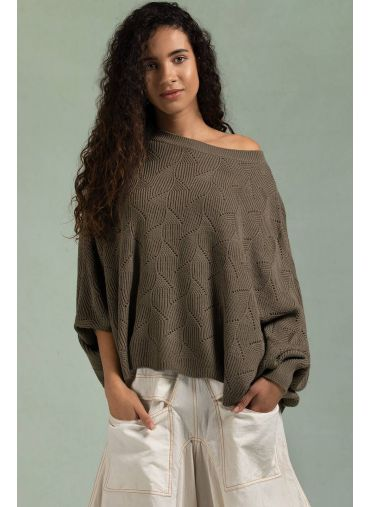 Entangle Poncho