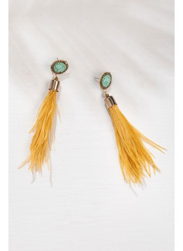 Cape Beaded Earring