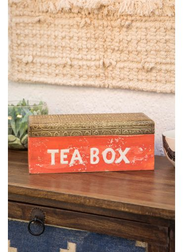 Sylvan Tea Box