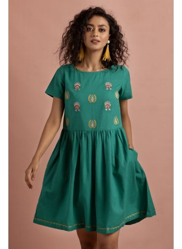 Malachite Dress