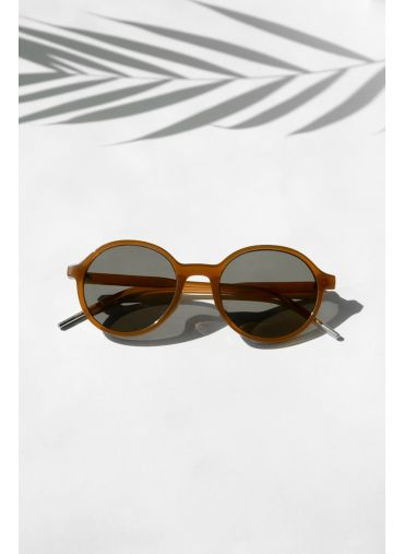 Caramel cafe sunglasses