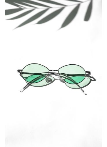 Quetzal green sunglasses