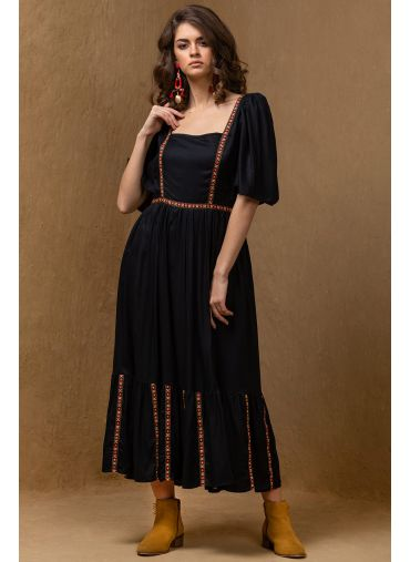 Gypsan Maxi Dress