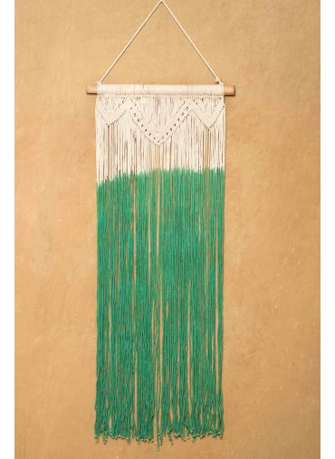 Green Goose Wall Hanging