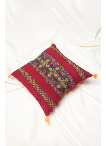 Winter Gem Cushion Cover