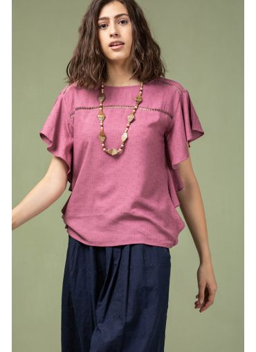 Heather Rose Top