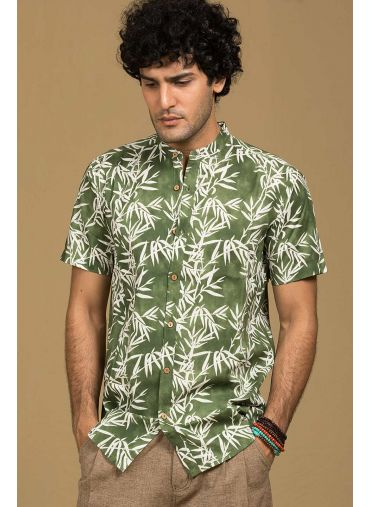 BAMBOO SHOOT SHIRT