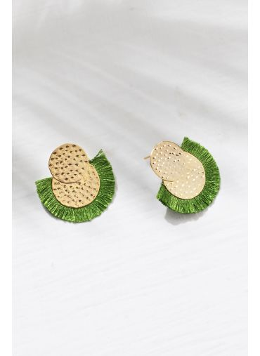 TREE TOP EARINGS