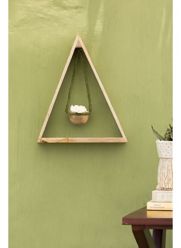 Musical Triangle Wall Decor