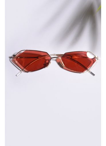 Dipped In Wine Sunglasses