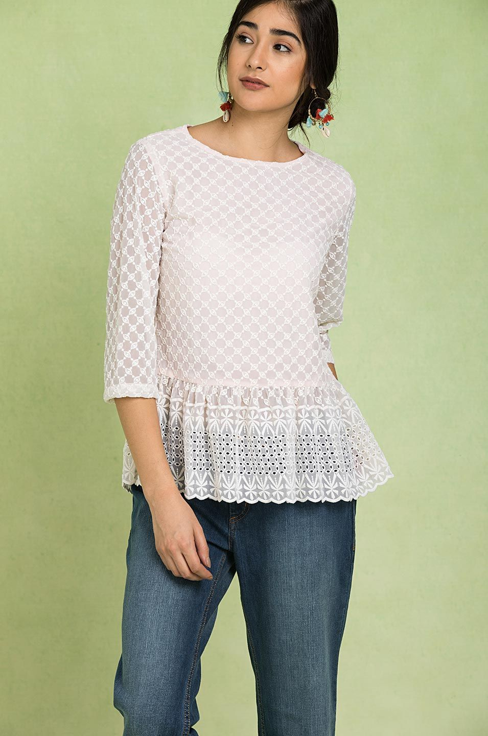 Blooming Blush Top
