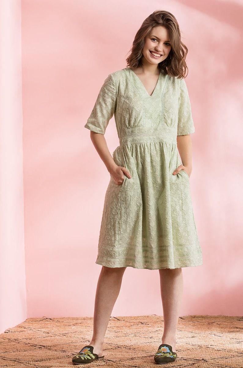 The Tranquil Dress